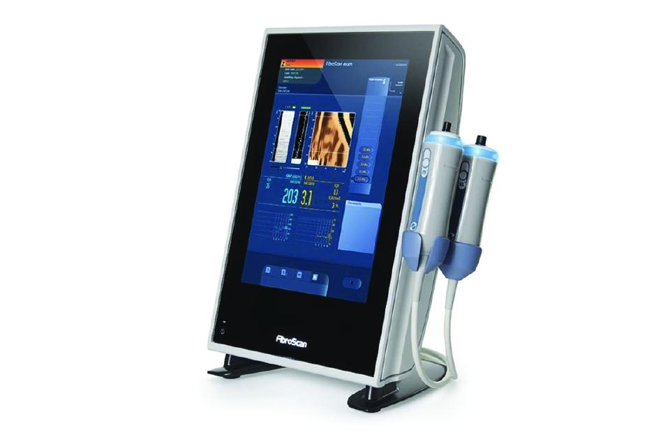 肝纖維化掃描